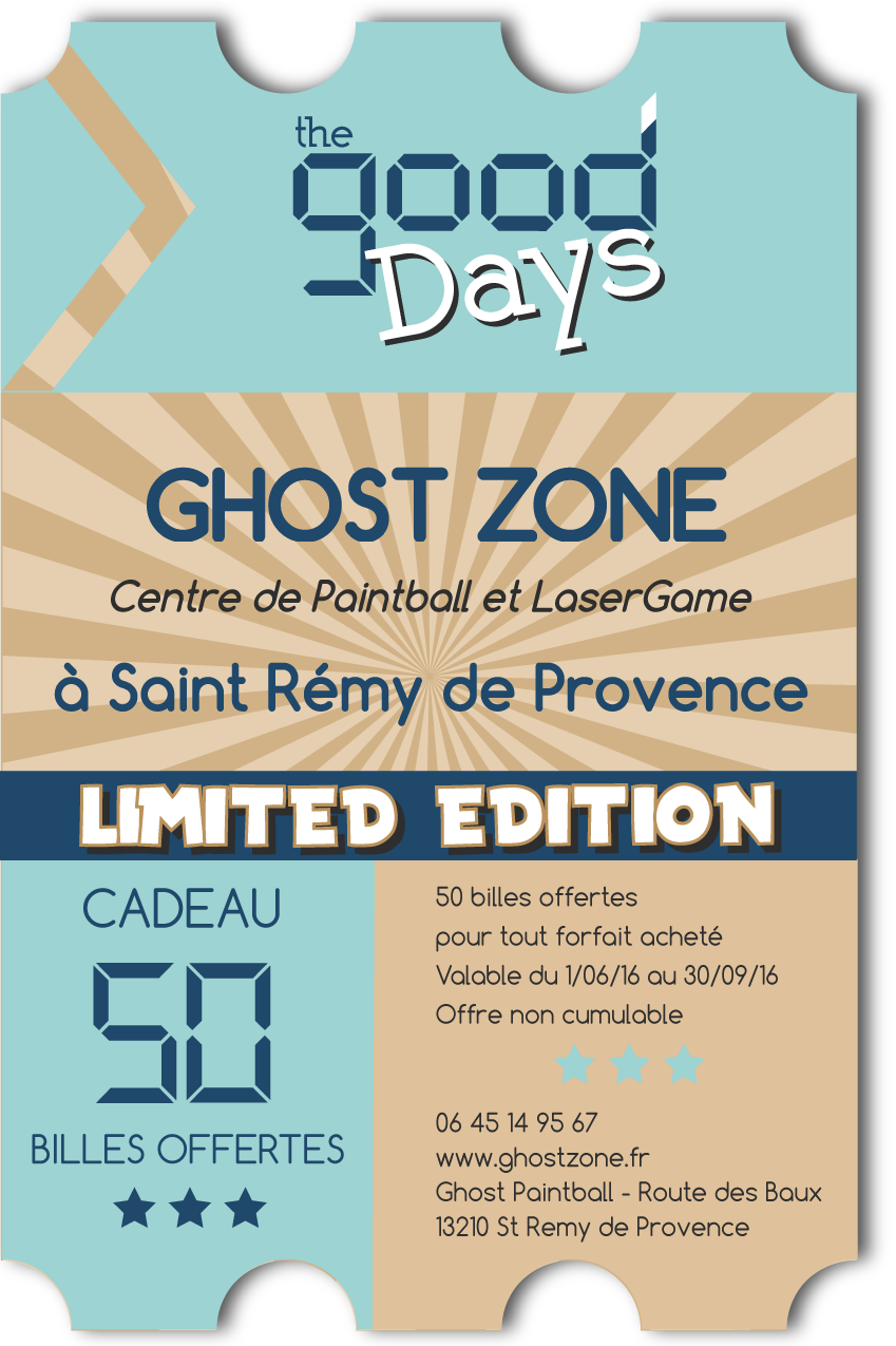 coupon good days ghost zone