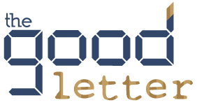 logo the good letter