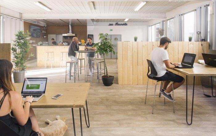 la Meunerie espace coworking à Arles