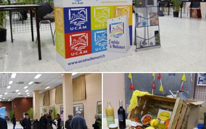 forum des professionnels et commerçants de Mallemort