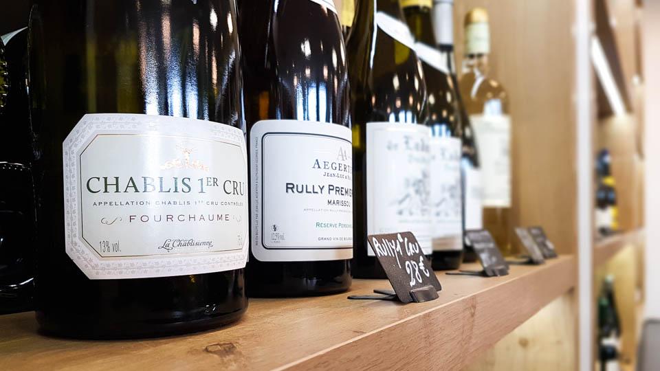 caviste à Arles, large choix de vins et champagnes - La Cave a Vin