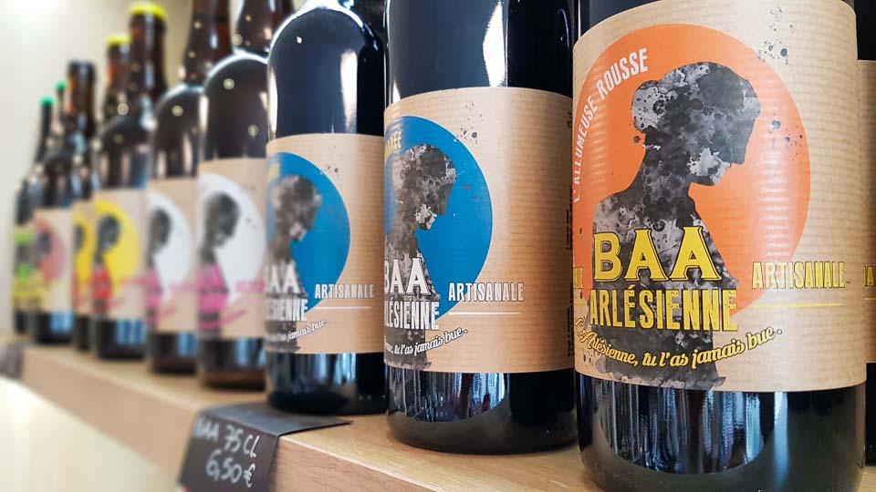 caviste à Arles, large choix de vins, champagnes et bières - La Cave a Vin