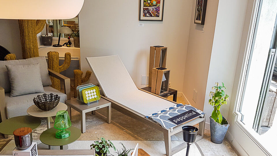 Les Jardins Van Gogh mobilier d'exterieur à Saint Rémy de Provence