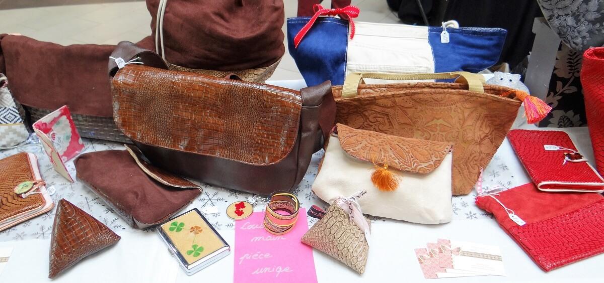 créations mode accessoires de patricia romance à arles et saint martin de crau