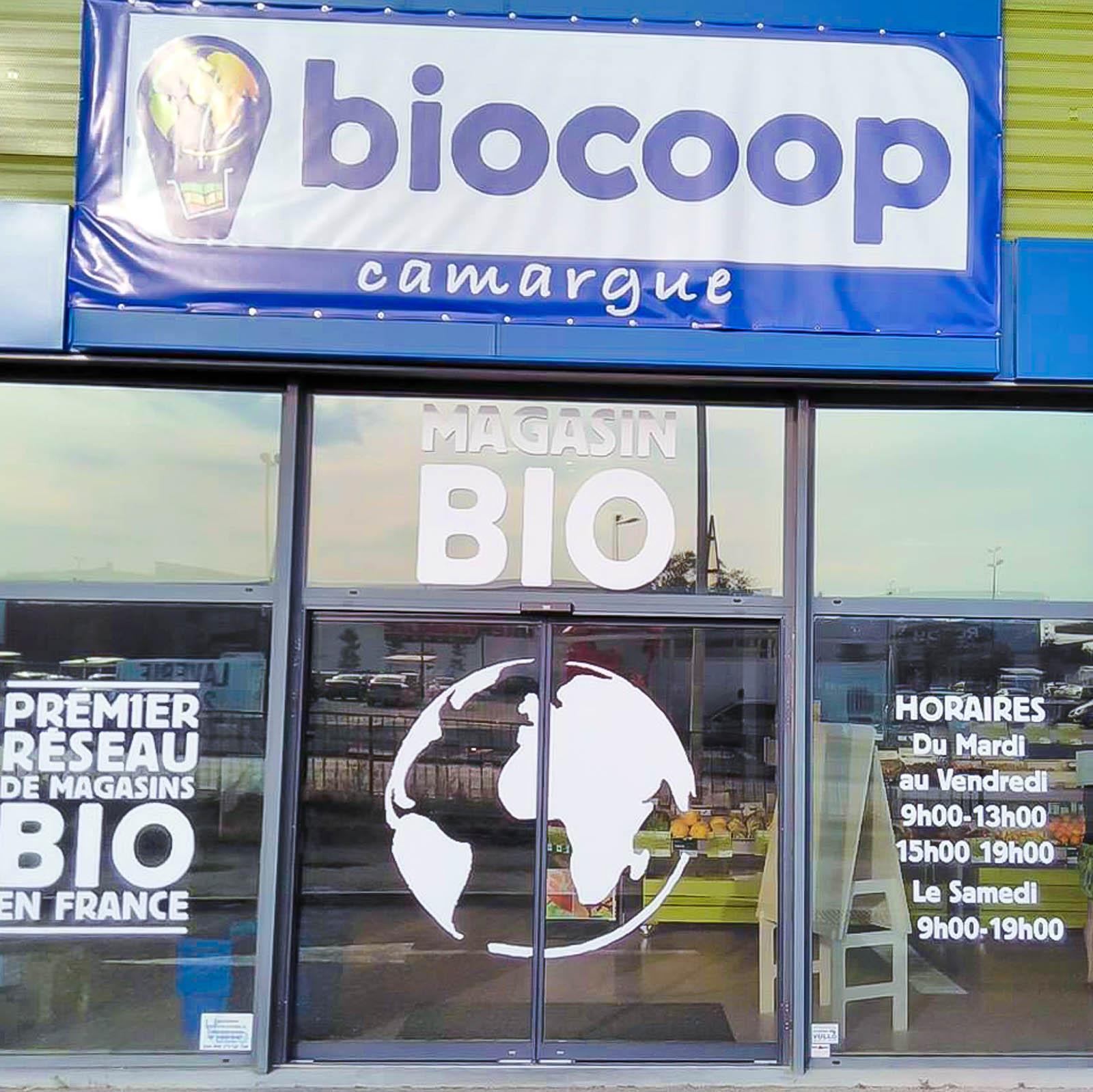biocoop arles camargue