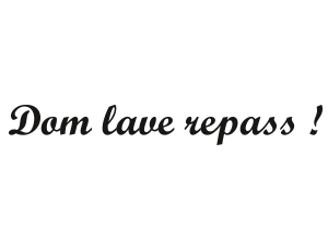 dom lave repass Tarascon the good adress