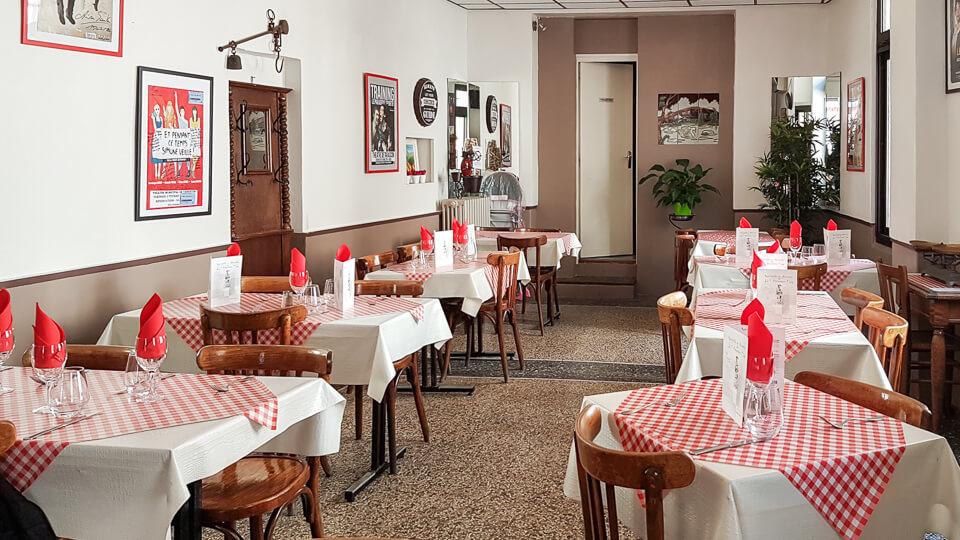 Restaurant à Tarascon Chez Maria et Didier