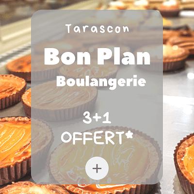 bon plan boulangerie patisserie Tarascon Le Fournil de Caro