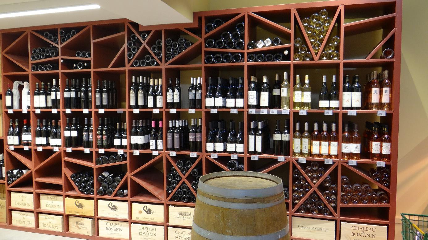 alpilles bio cave à vin saint remy de provence