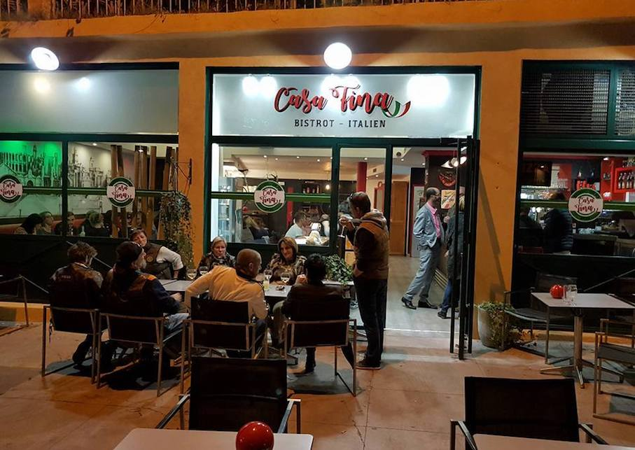 la casa fina bistrot restaurant italien