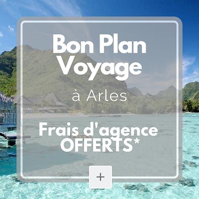 Bon Plan Voyages Arles Provence Evasion