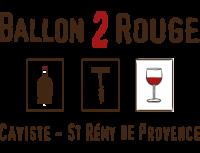 ballon 2 rouge saint rémy de provence