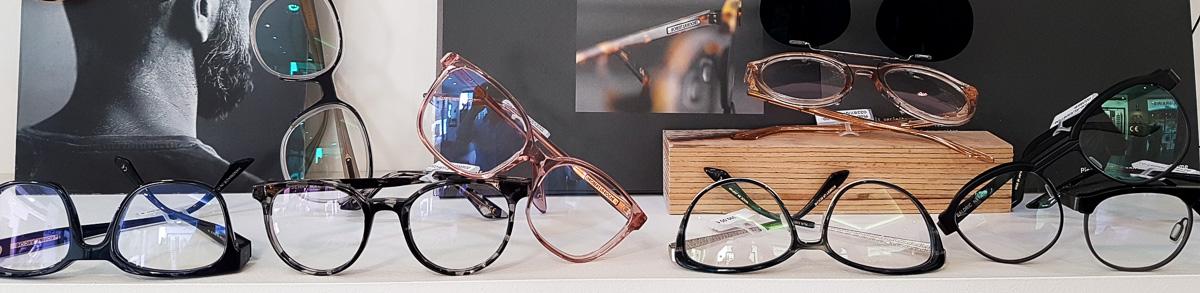 Opticien à Arles, lunettes de créateurs - La Lunetthèque