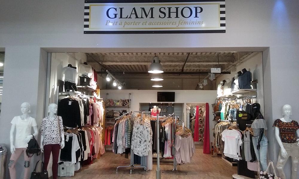 boutique mode pr t porter f minin arles glam shop. Black Bedroom Furniture Sets. Home Design Ideas