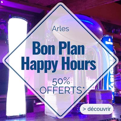 bon plan happy hours Le wallabeer Australian Café a arles
