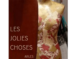 Les Jolies Choses à Arles createur mode sac et accessoires