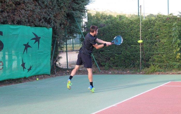 raquette eyguieres tournoi tennis 2017