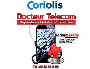 réparation téléphone portable et tablette chez Docteur Telecom à Arles