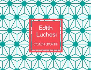 Edith Luchesi votre coach sportif sur Saint remy de Provence et les Alpilles