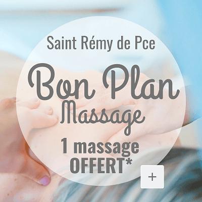 bon plan massage chez nathalie Wetzelmeyer à Saint Rémy de Provence