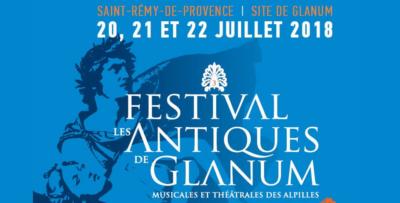 festival opéra lyrique Les Antiques de Glanum à Saint Rémy de Provence