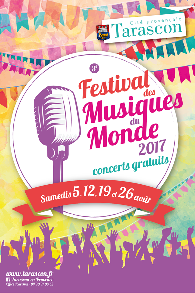 festival musiques du monde tarascon