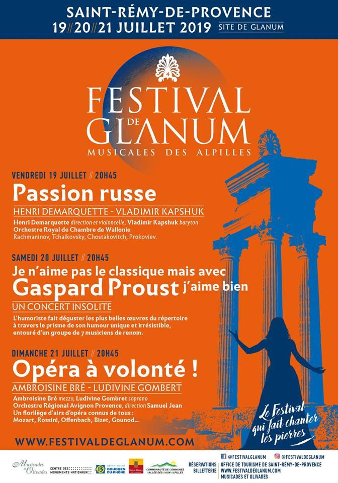 festival musique classique les antiques de glanum saint remy de provence