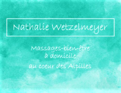 Nathalie Wetzelmeyer – Massage Bien Etre à Saint Rémy de Provence
