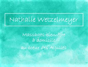 Massage à Saint rémy de Provene et les Alpilles avec Nathalie Wetzelmeyer