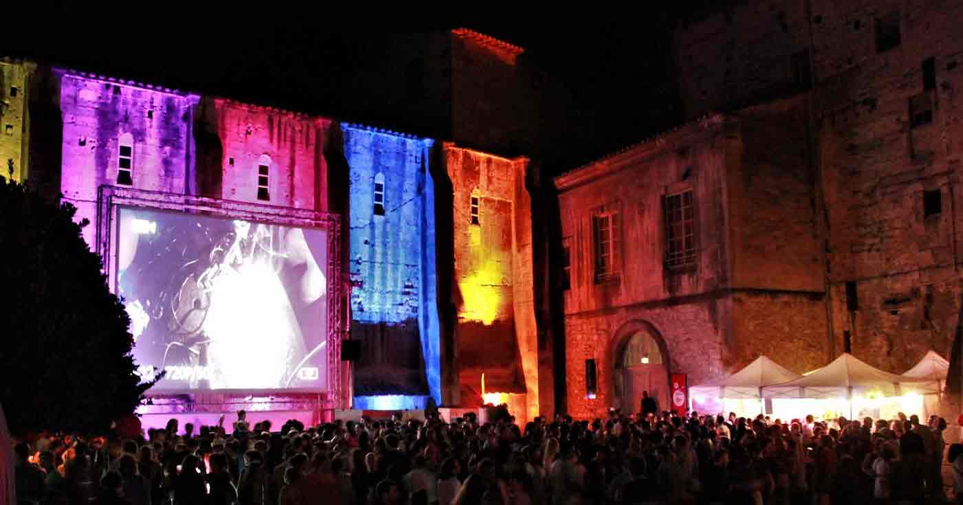 Rencontres arles voies off