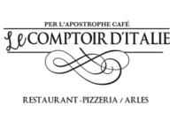 le comptoir d'Italie restaurant italien place du forum à Arles