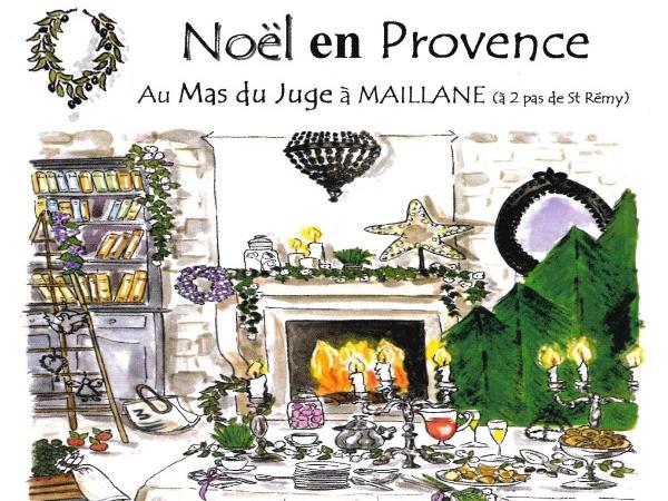 salon Noël en Provence au Mas du Juge a Maillane 2019