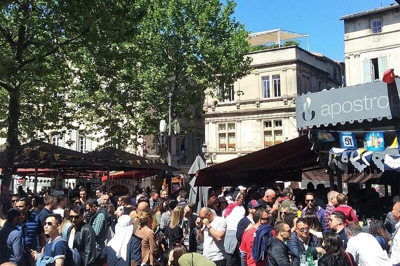 feria de Paques Arles 2018