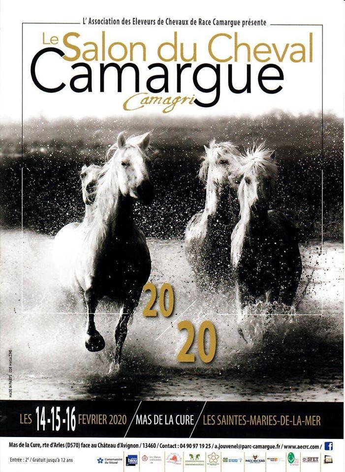 camagri 2020 salon du cheval camargue