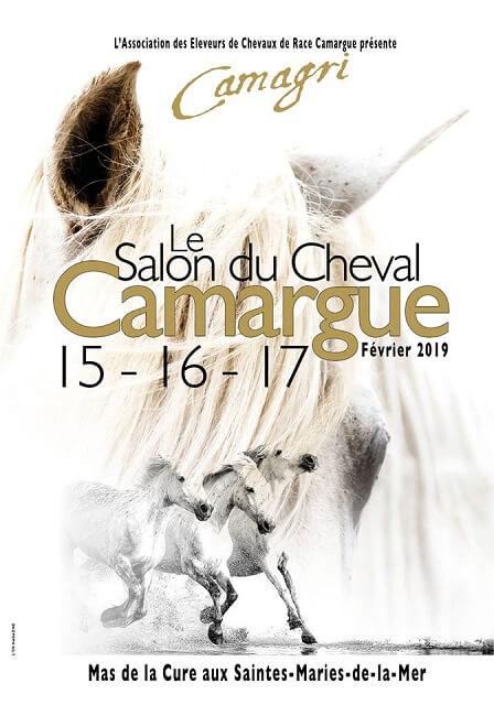 Camagri 2019 le salon du cheval Camargue au mas de la Cure