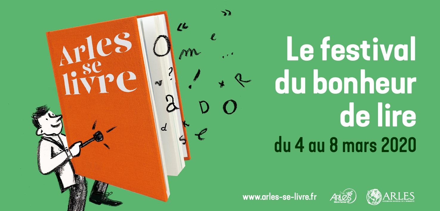 festival Arles se livre 2020