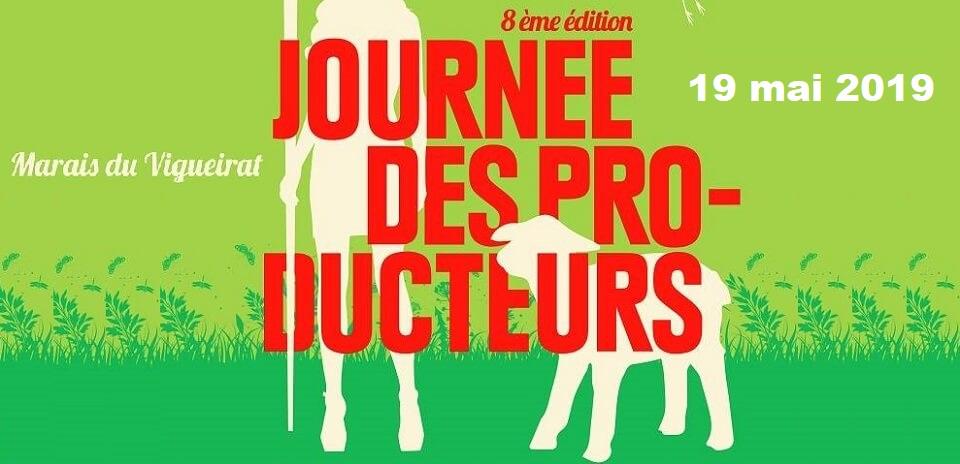 Journée des Producteurs 2019 Alpilles Crau Camargue aux Marais du Vigueirat