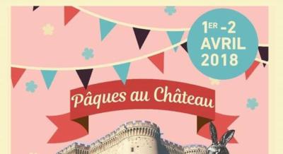 Pâques 2018 au Château de Tarascon 13