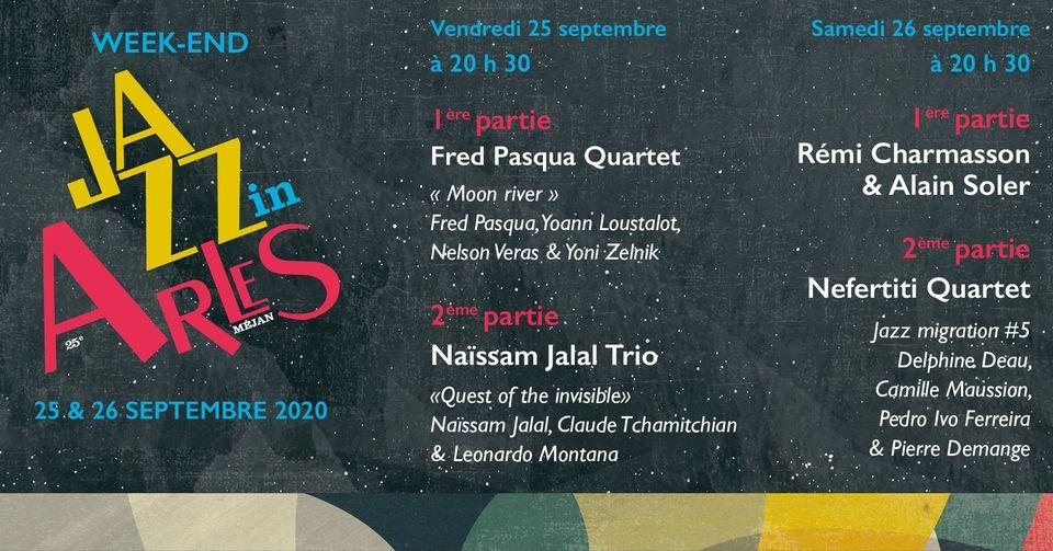 festival Jazz in Arles 2020 à Arles
