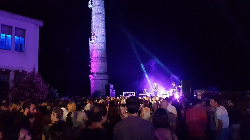 Nuit de l'année aux papeteries Etienne Rencontres photo Arles