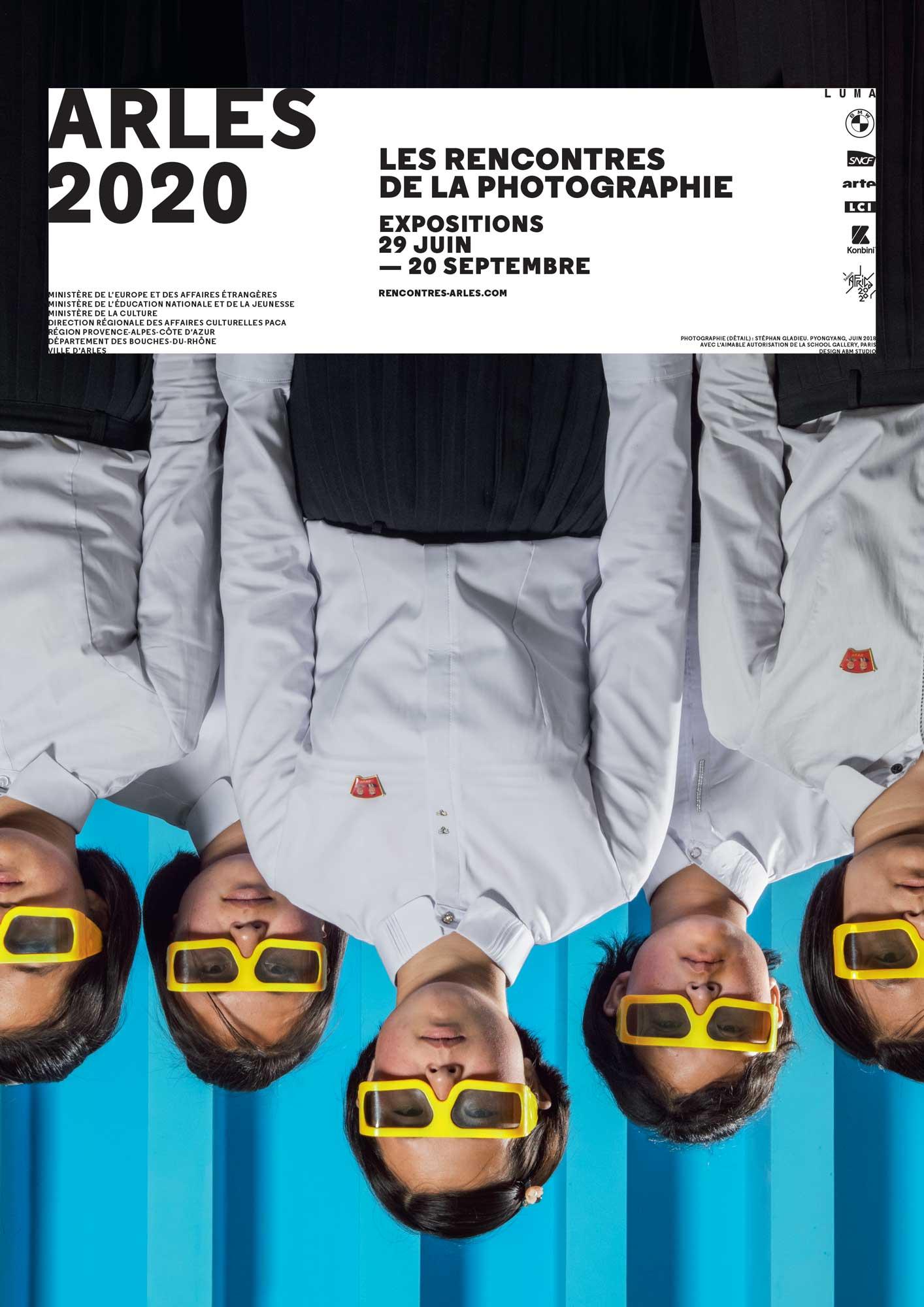 rencontres de la photographie d arles 2020