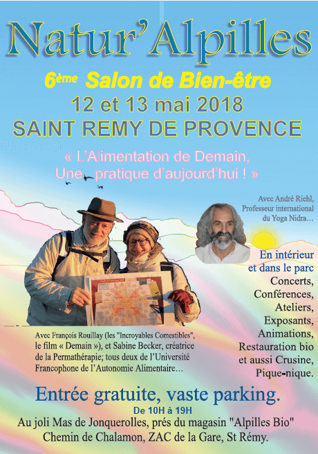 Natur 39 alpilles 2018 le salon du bien tre au naturel st - Salon saint jacques neuville saint remy ...