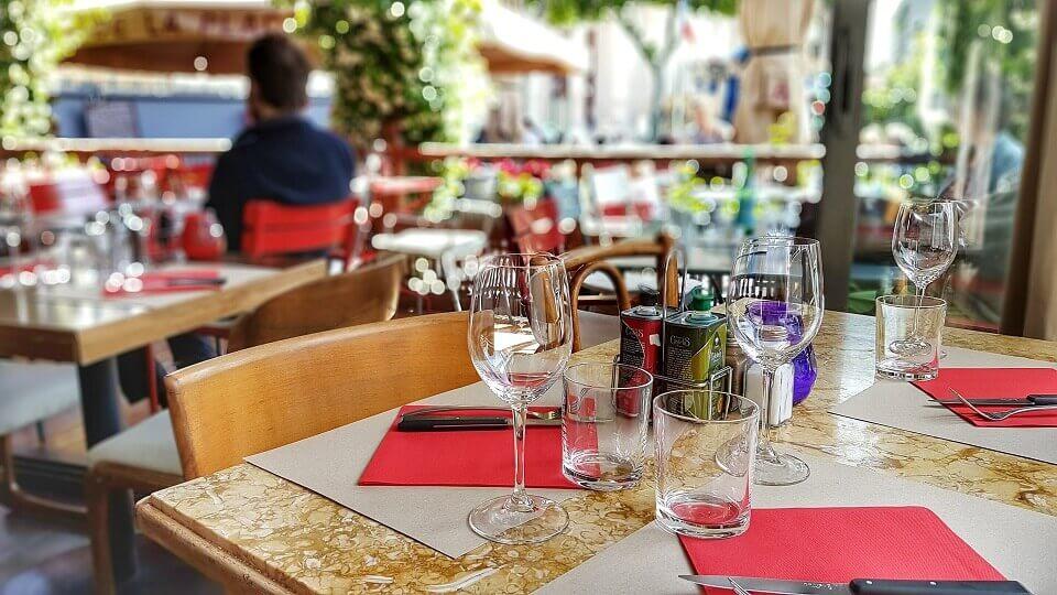 cafe de la Place Restaurant à Saint Rémy de Provence Alpilles