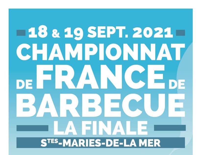 Finale Championnat de France de Barbecue BBQ 2021 aux Saintes Maries de la Mer en Camargue