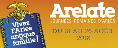 festival Arelate août 2018 à Arles