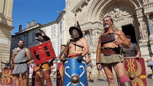 festival Arelate 2019 Arles journées romaines