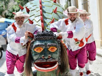 fêtes de la tarasque 2019 a tarascon