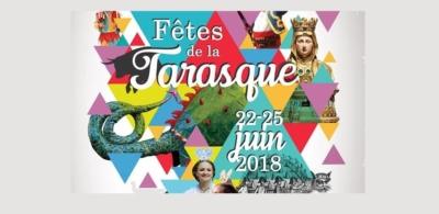 fêtes de la tarasque 2018 a tarascon