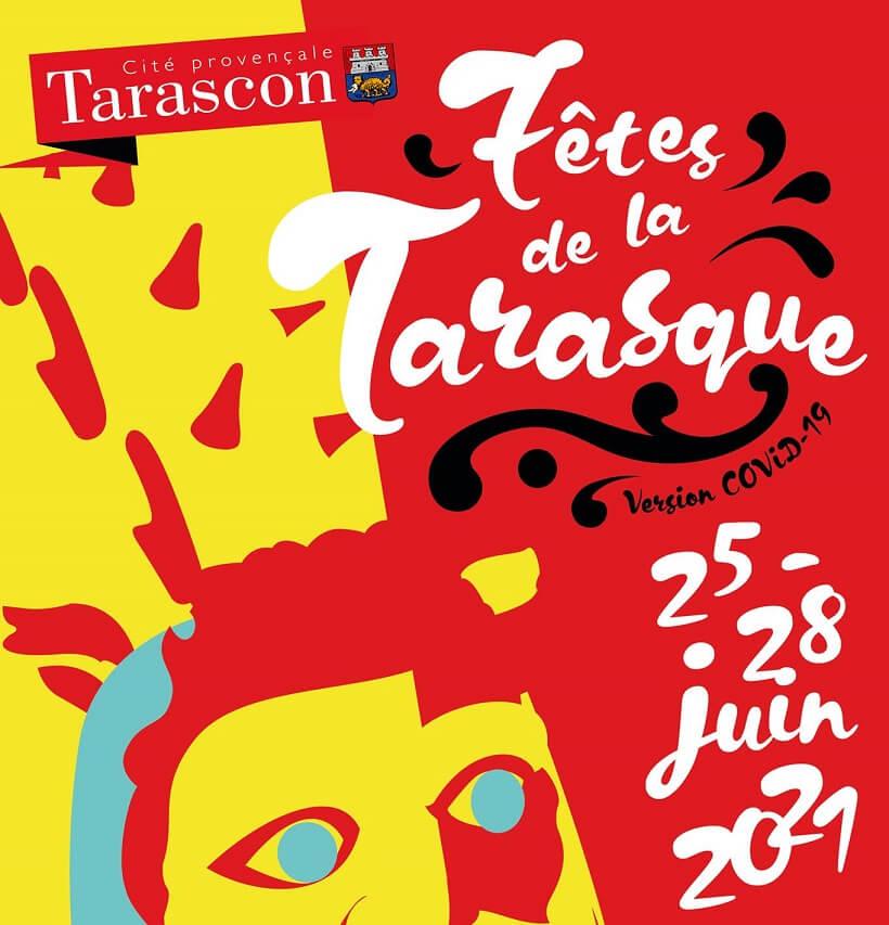 Fêtes de la Tarasque 2021 à Tarascon 13