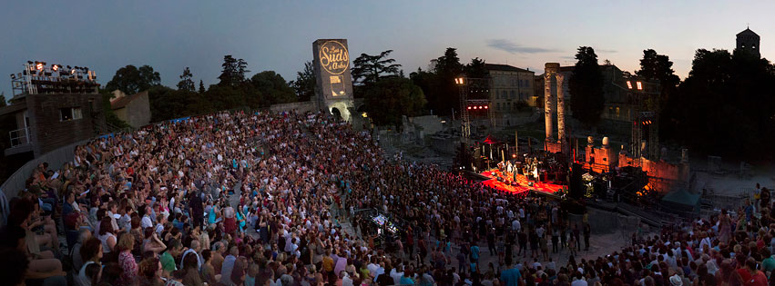 festival Les suds Arles 2018 musique du monde